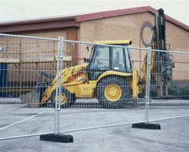 Construction Fencing - TopFenceHire.com