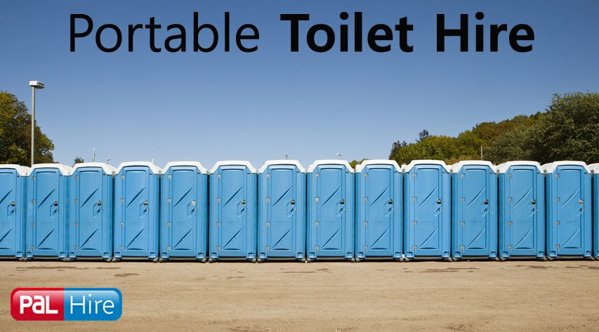 Toilets from PalHire