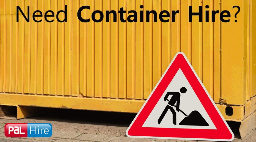 Container Hire from PalHire